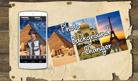 Photo Background Changer截图0