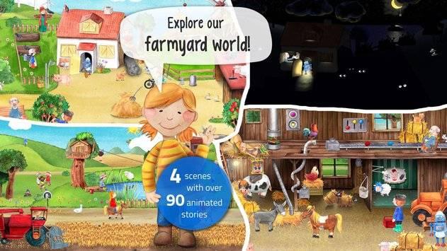 Tiny Farm - App for Kids FREE截图10