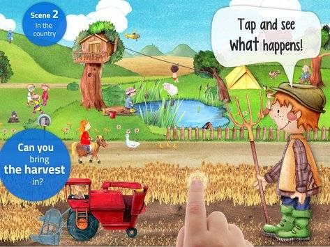 Tiny Farm - App for Kids FREE截图7