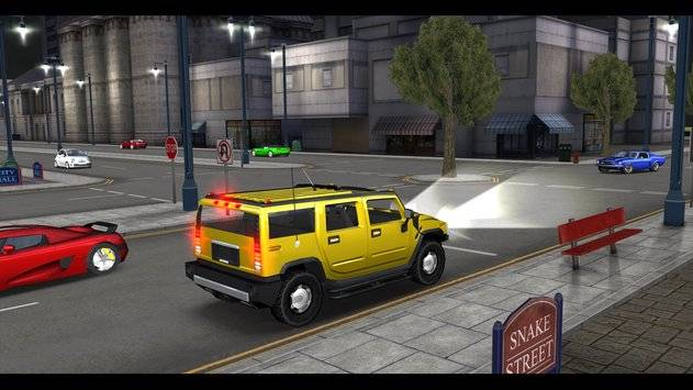 Car Driving Simulator: SF截图1