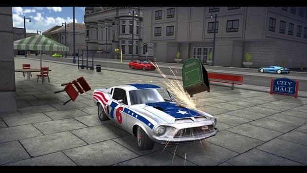 Car Driving Simulator: SF截图2