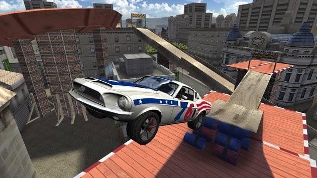 Car Driving Simulator: SF截图4