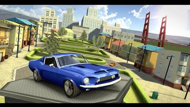 Car Driving Simulator: SF截图5