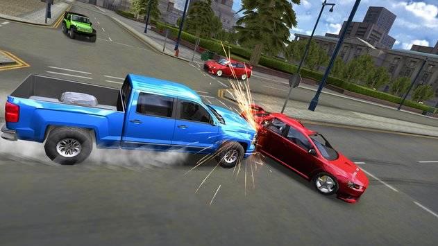 Car Driving Simulator: SF截图8
