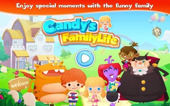 糖果家庭的生活截图5