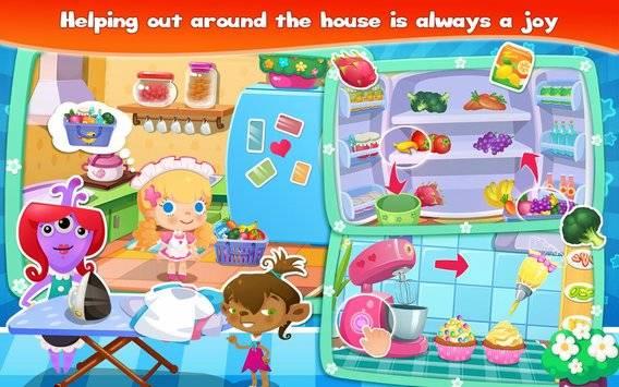 糖果家庭的生活截图8