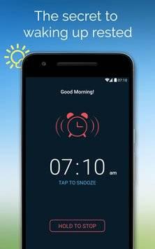 Good Morning Alarm Clock截图0