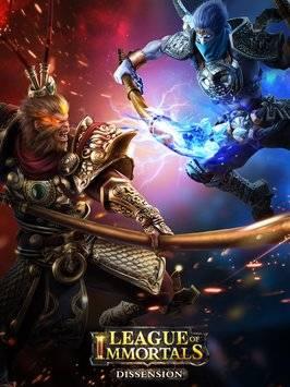 League of Immortals-Dissension截图6