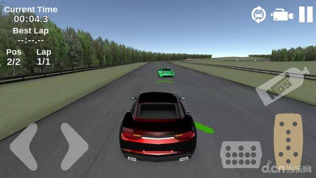 真实公路赛车3D