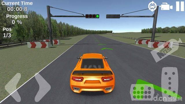 真实公路赛车3D截图2