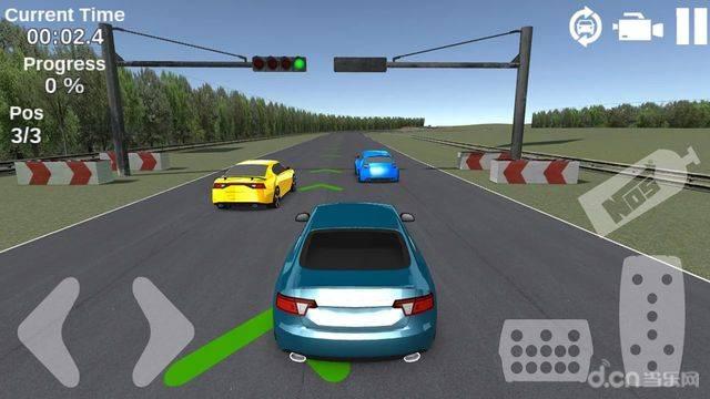 真实公路赛车3D截图4