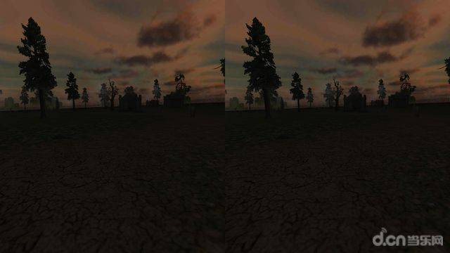 虚拟墓地VR截图1