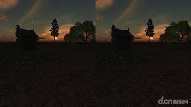 虚拟墓地VR截图2