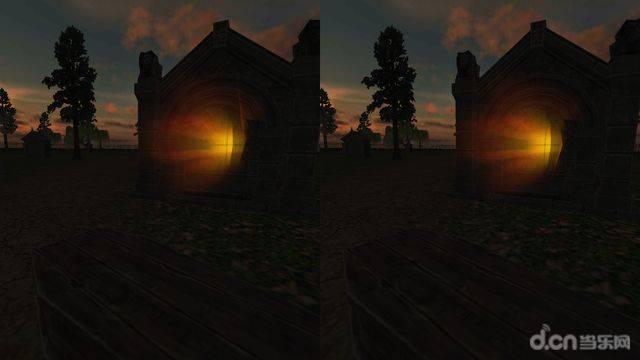 虚拟墓地VR截图4