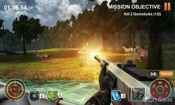 荒野狩猎截图3