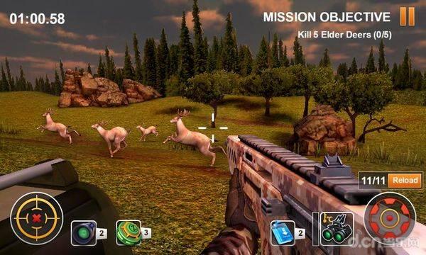 荒野狩猎截图4