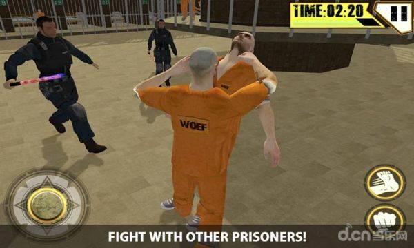 越狱恶魔监狱3D截图1