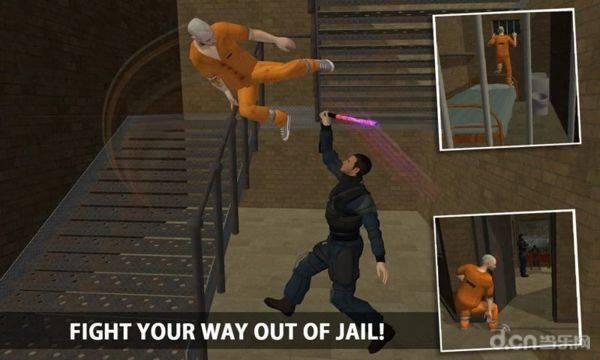 越狱恶魔监狱3D截图2