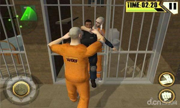 越狱恶魔监狱3D截图3