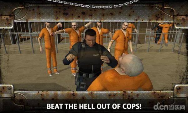 越狱恶魔监狱3D截图5