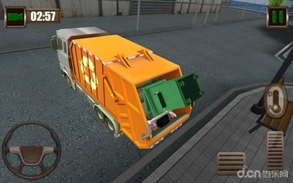 垃圾车模拟器2015截图2