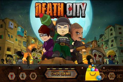 死亡城市截图0