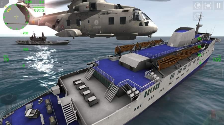 模拟意大利海军战术行动截图2