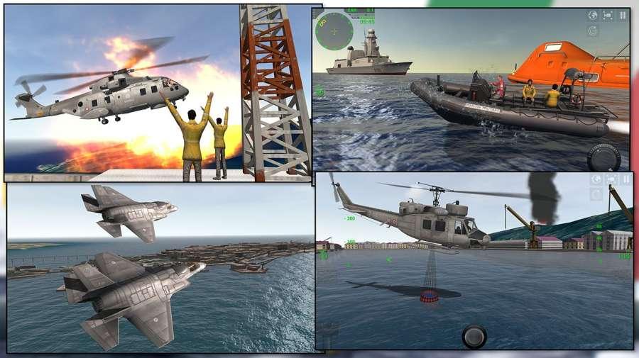 模拟意大利海军战术行动截图3