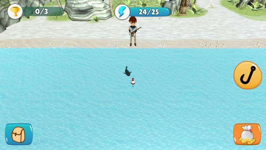 荒岛余生:失落之岛截图3