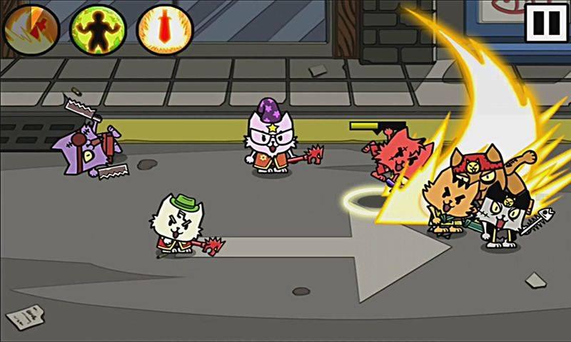 野猫:刀锋战士截图1