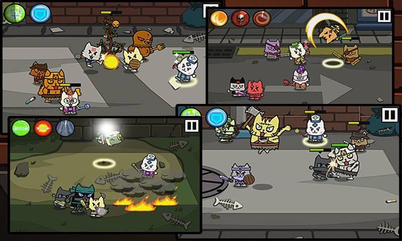 野猫:刀锋战士截图3
