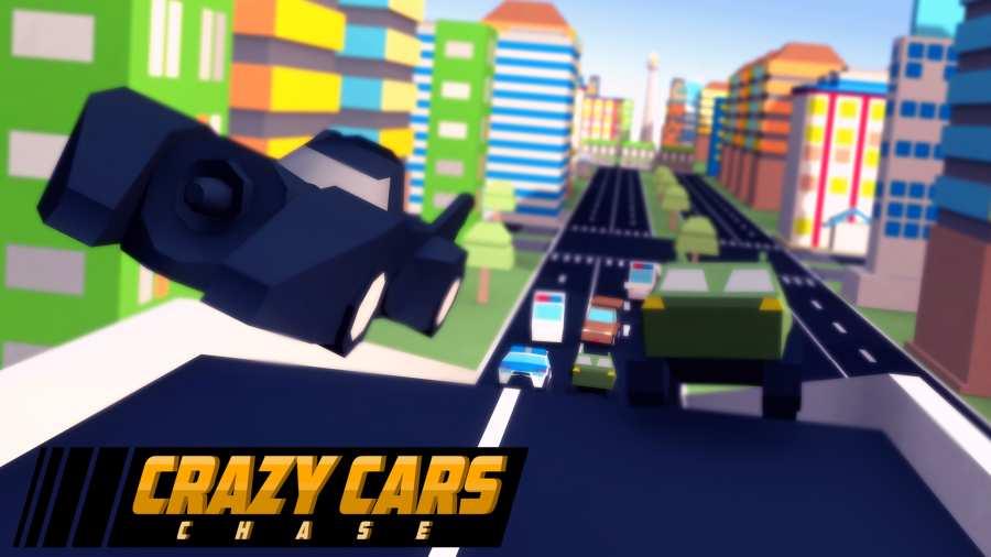 疯狂的汽车追逐截图1