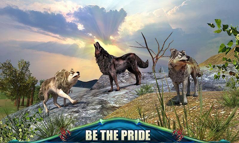 狼的终极冒险3D截图4
