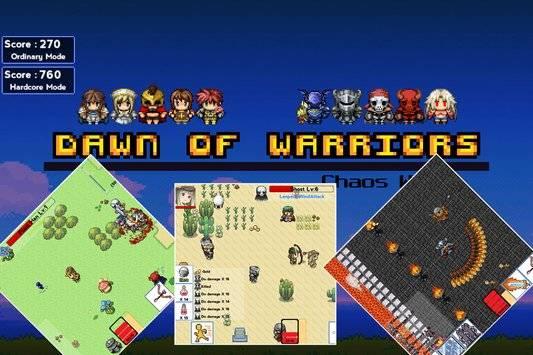 Dawn of Warriors -- Free截图0