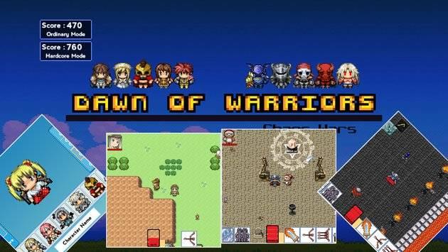 Dawn of Warriors -- Free截图10