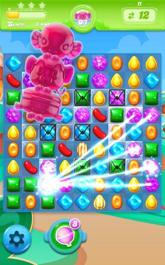 糖果果冻传奇截图1