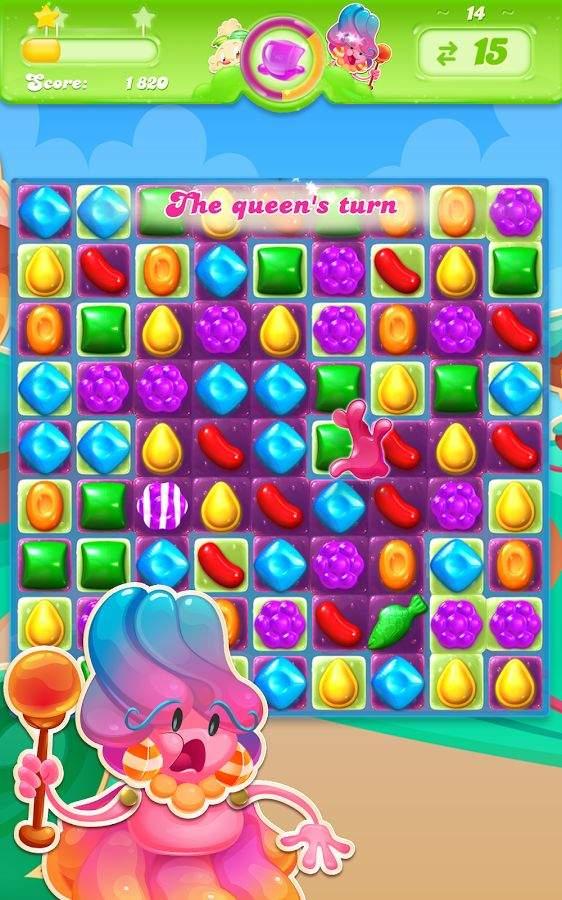 糖果果冻传奇截图2