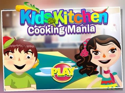 Kids Kitchen Cooking Mania截图6