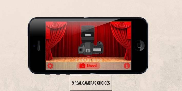 Retro Action Selfie Cam截图0