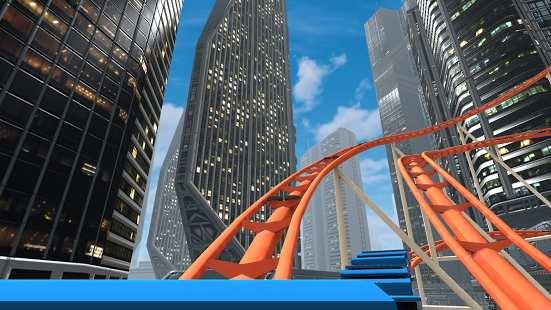 VR Roller Coaster截图0