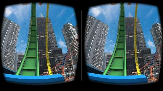 VR Roller Coaster截图10