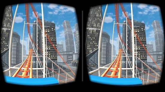 VR Roller Coaster截图6