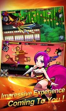 Ninja Rush Zombie Predator截图1