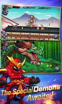 Ninja Rush Zombie Predator截图2