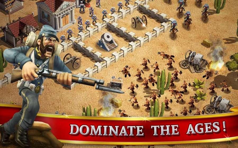 战争时代截图3