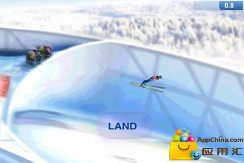 玩免費體育競技APP|下載霍尔门科伦滑雪跳台2011 app不用錢|硬是要APP