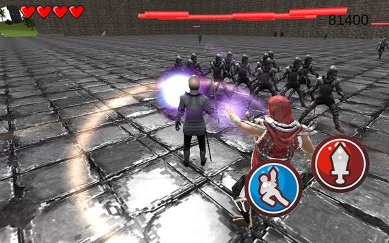 Fantasy Simulator KnightX截图0
