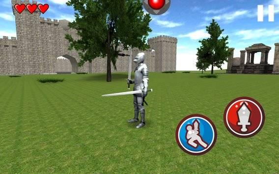 Fantasy Simulator KnightX截图1