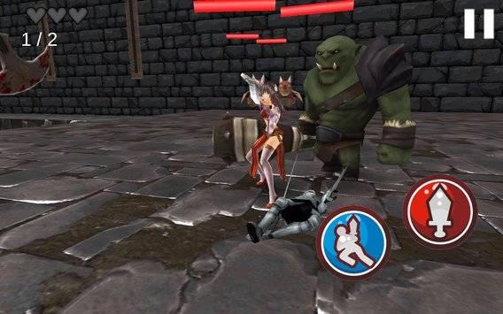 Fantasy Simulator KnightX截图3
