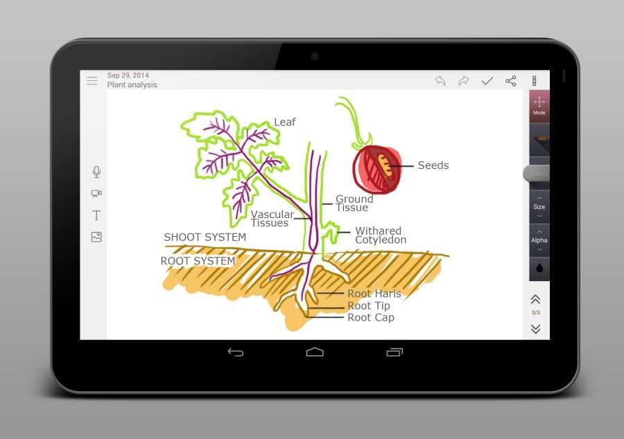 NoteLedge多媒体笔记截图2
